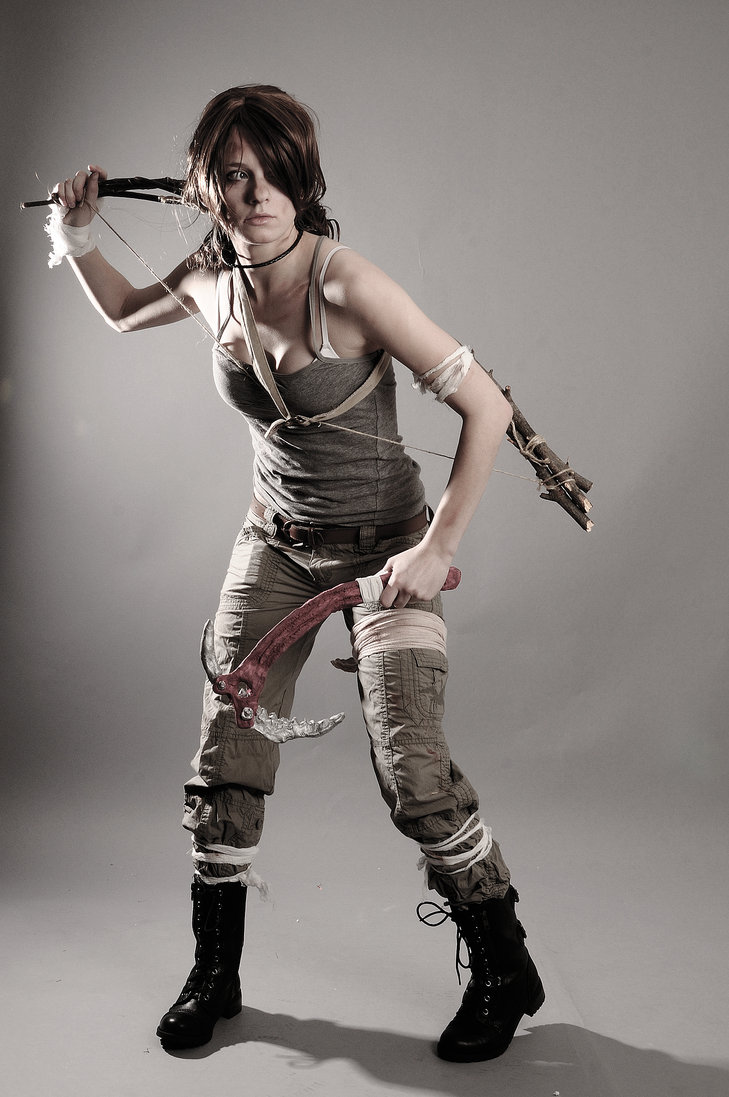 TOMB RAIDER: The New Game Isn't Out Yet, But Here's a Fantastic Cosplay — GeekTyrant