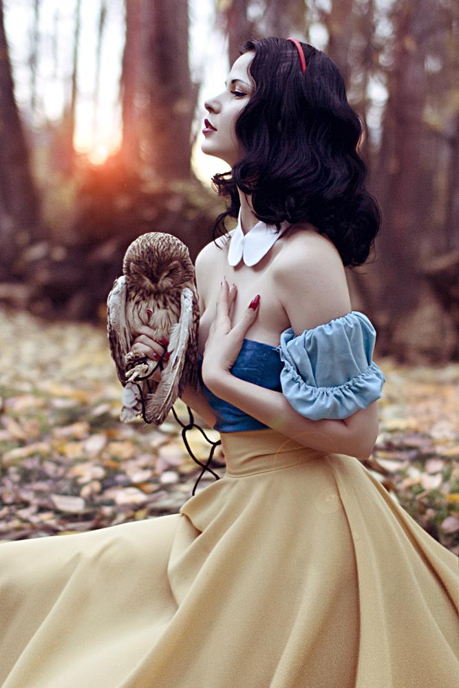 Snow White byOtonoeterno