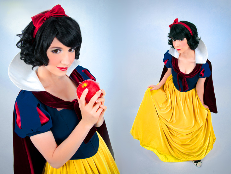 Snow White byRiddle1| Photo byBenny Lee