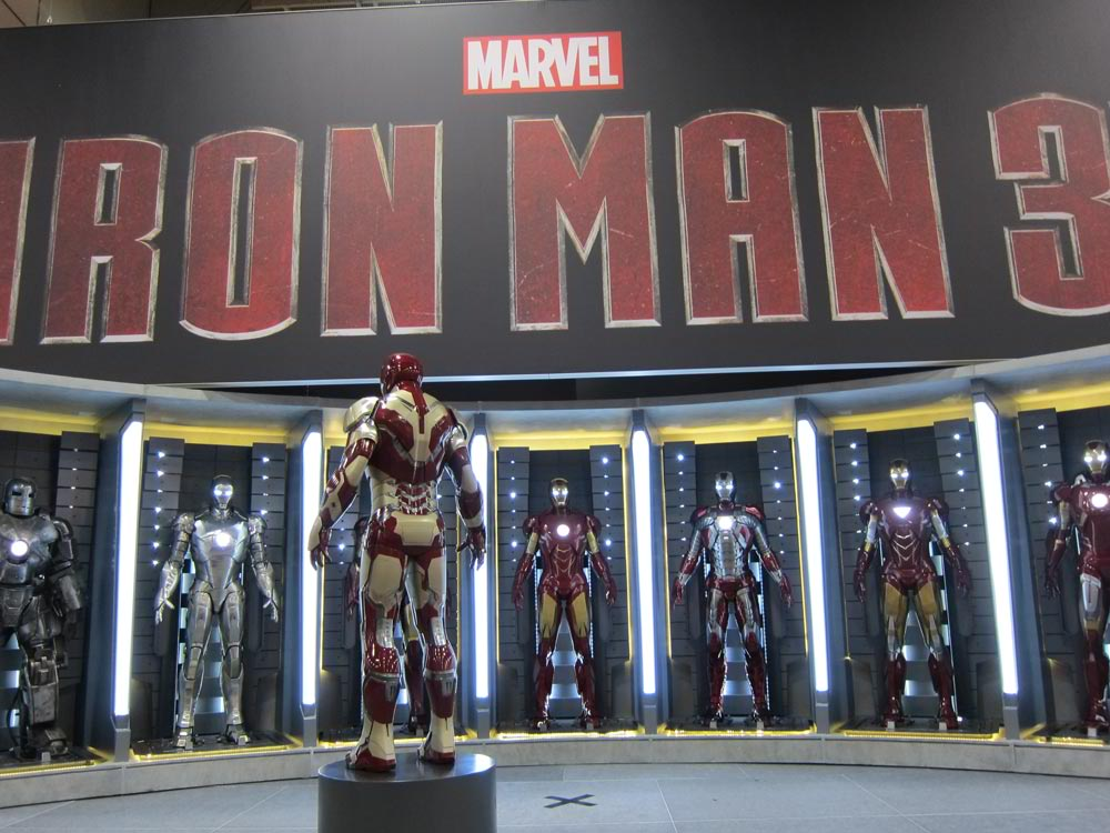 Iron Man mk Viii Iron Man Mark Viii Armor