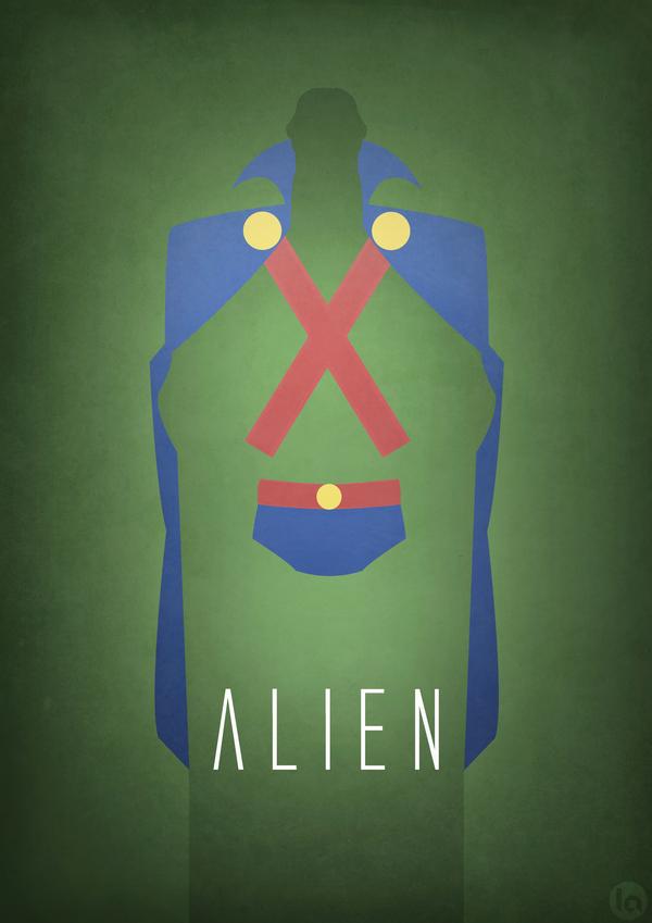 hulk and star wars minimalist poster mashup and more