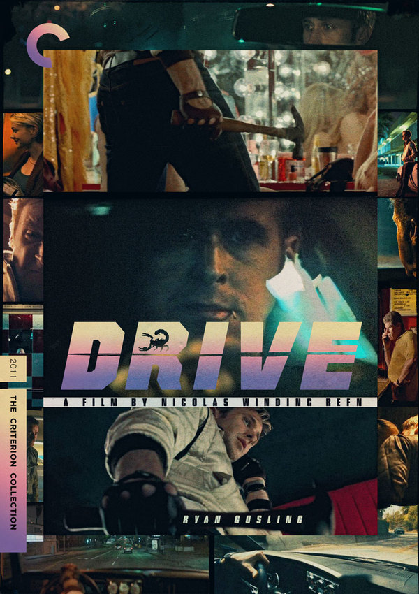 Fake Criterions: DRIVE Fake Criterion Covers Are Awesome!