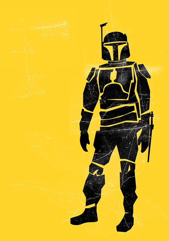 Awesome STAR WARS Wall Art Poster Series — GeekTyrant