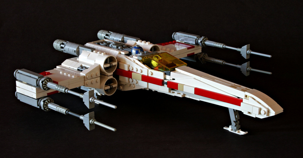 LEGO X WING Model could be the best ever — GeekTyrant