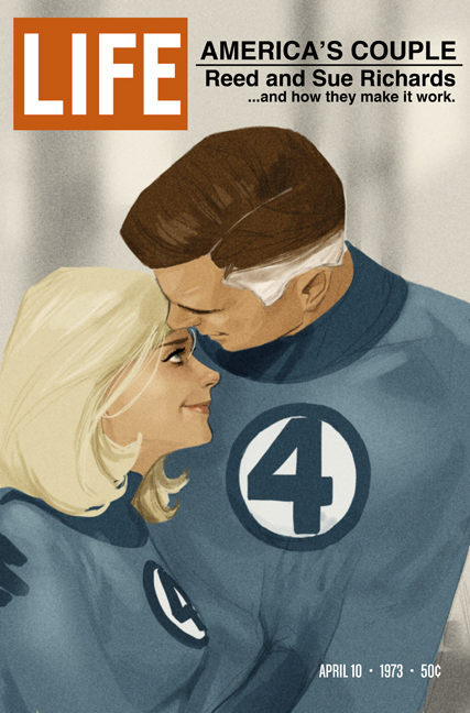 great candid superhero moments from artist phil noto