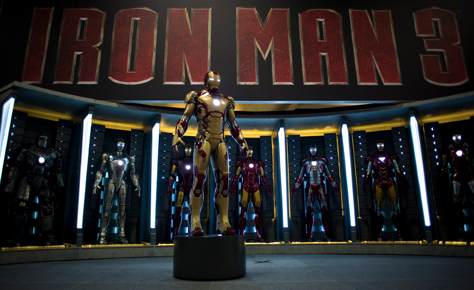 Iron Man mk Viii Iron Man 3 The Mark Viii