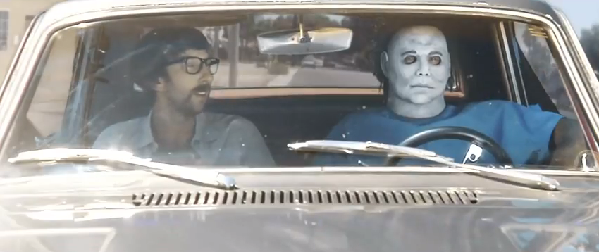 how did michael myers learn to drive a car in halloween geektyrant. Black Bedroom Furniture Sets. Home Design Ideas