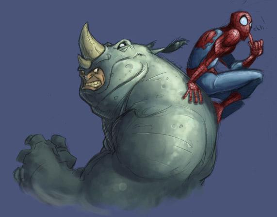 Paul Giamatti to Play The Rhino in SPIDER-MAN 2! — GeekTyrant