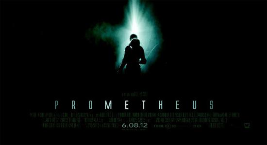First Official PROMETHEUS Teaser Poster — GeekTyrant