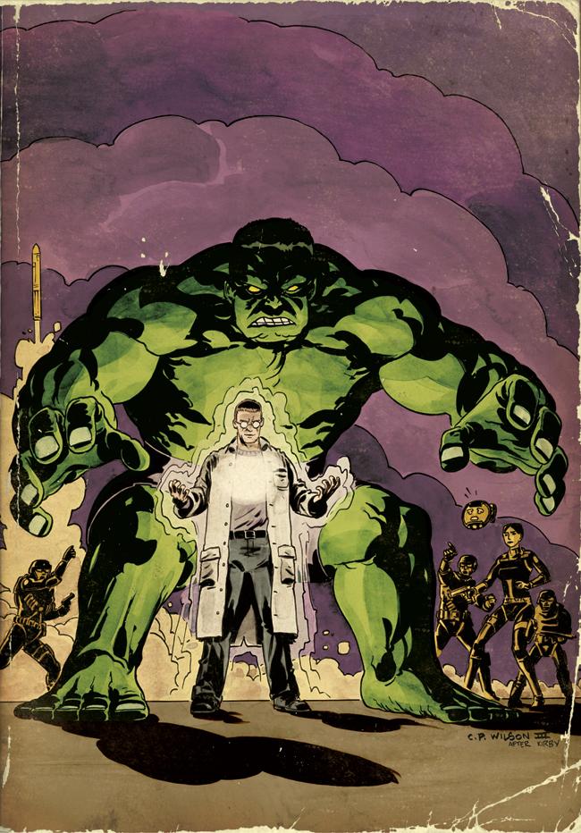 Halo Hulk