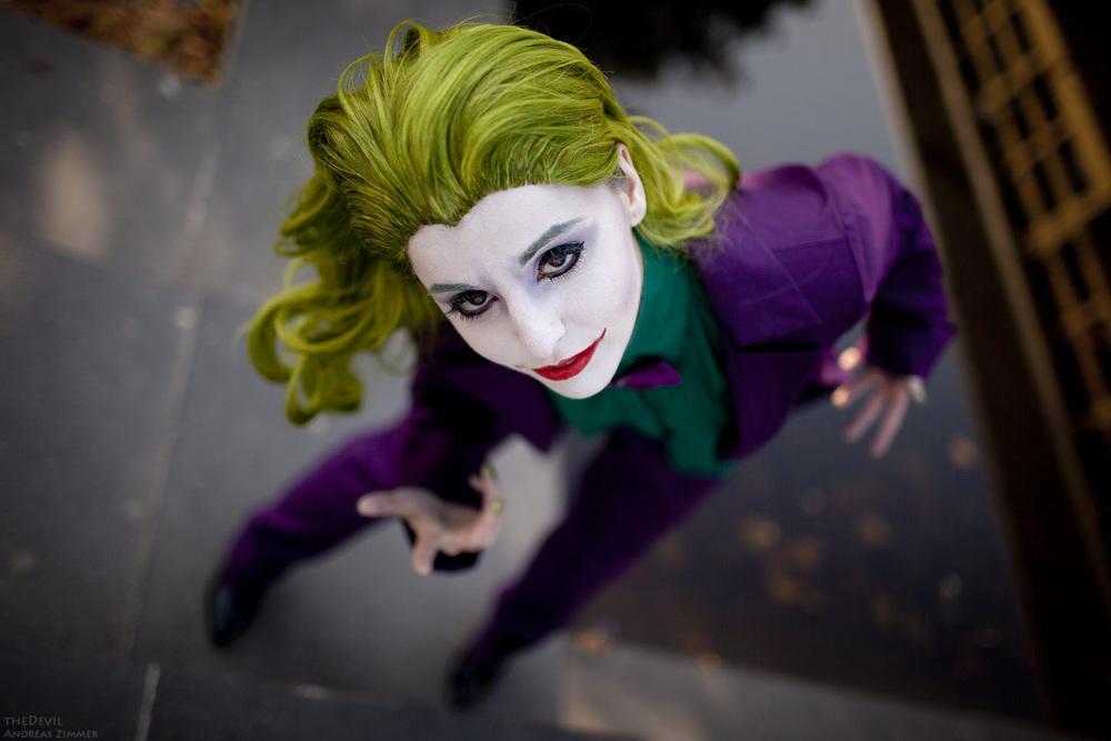 Joker by:Federkiel
