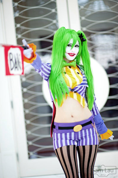 Joker by:Gammogahato