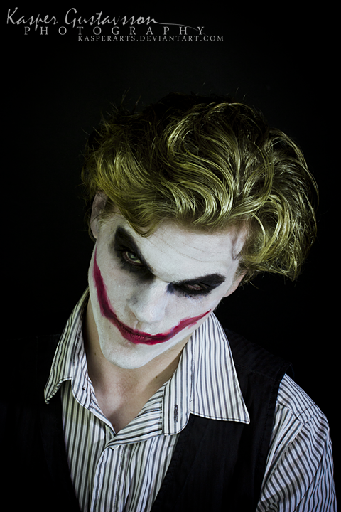Joker by: Kaspergustavsson