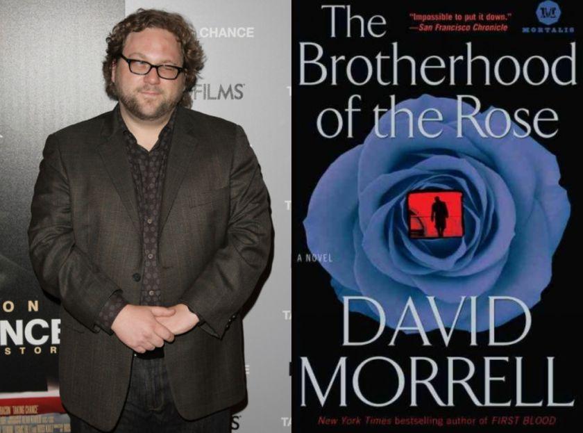 ross katz directing adaptation of david morrells