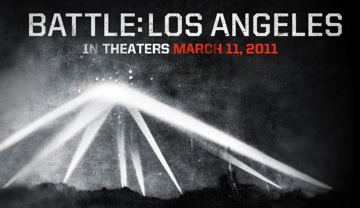new movie trailer for battle los angeles � geektyrant