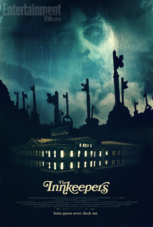 movie poster for ti west u0026 39 s horror film the innkeepers  u2014 geektyrant