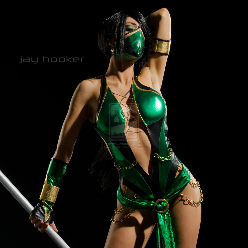 Mortal Kombat This Jade Cosplay Is Enough To Take A Fatality For