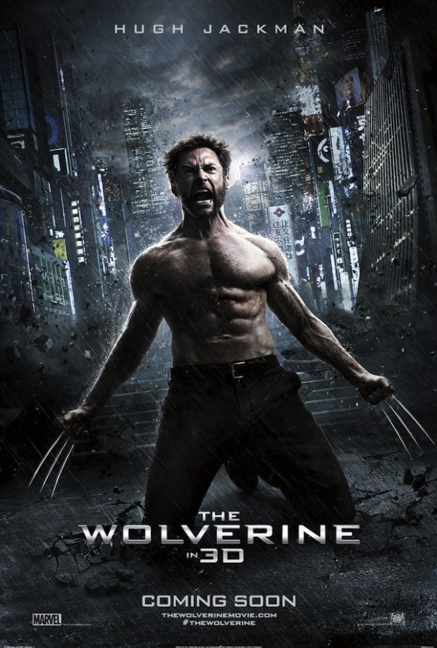 The Wolverine 2 New Posters And 8 Cool New Photos Geektyrant
