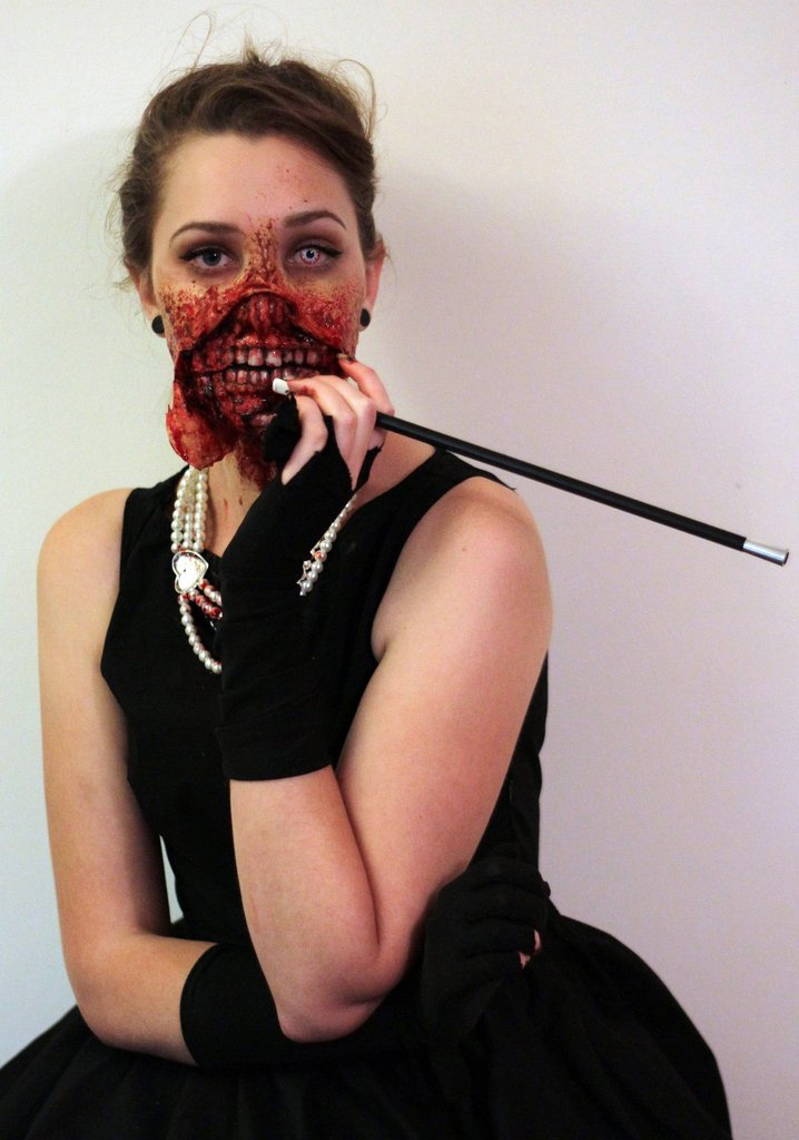 Awesomely Disturbing Zombie