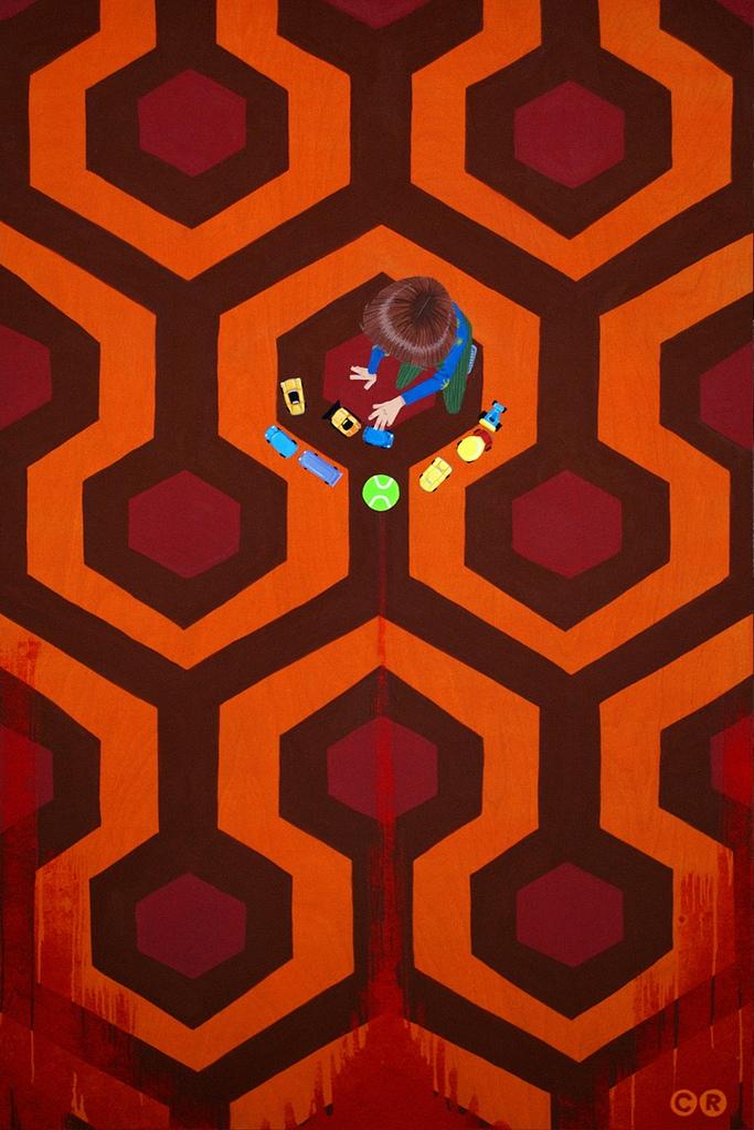 Stanley Kubrick Inspir...A Clockwork Orange Fan Art