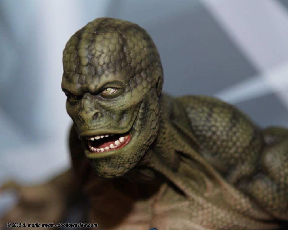 THE AMAZING SPIDER-MAN - Hi-Res Images of The Lizard Toy & THE AMAZING SPIDER-MAN - Hi-Res Images of The Lizard Toy u2014 GeekTyrant