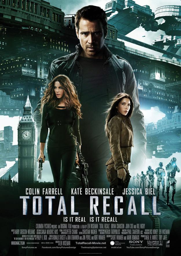 Viską prisiminti | Total Recall EXTENDED [2012 BRRip LT] Veiksmo | Nuotykių | Mokslinė Fantastika | Trileris