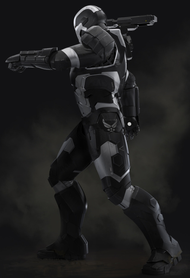 appearance of war machine