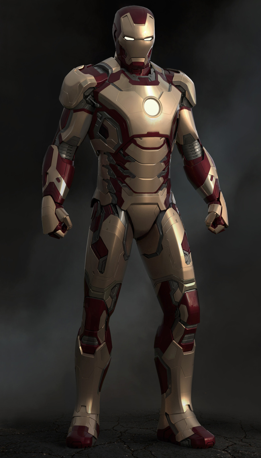 Iron Man 3 War Machine Concept Art Im Still Seeing New
