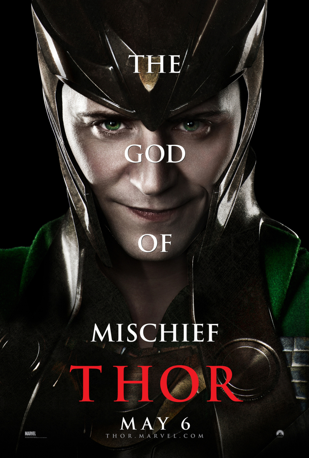 2 New Character Posters for THOR - 1193.8KB