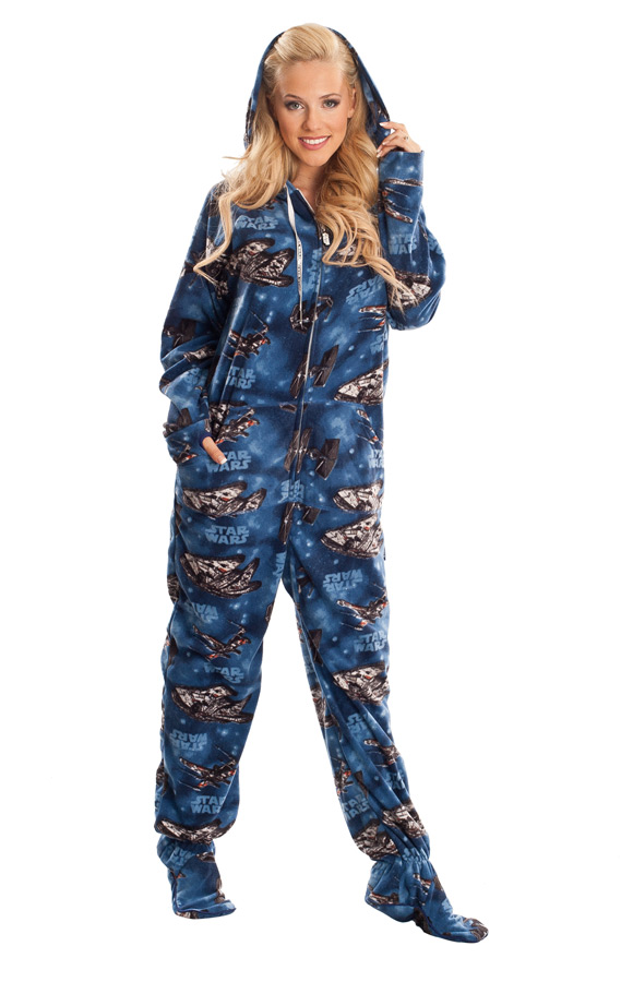 Wars Pajamas Adult 81