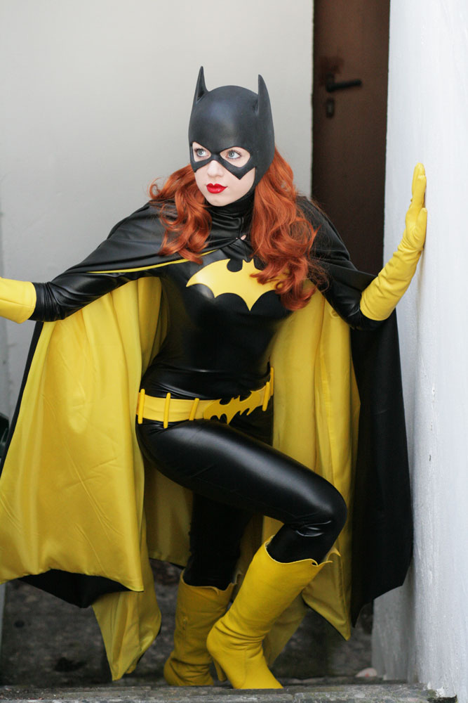 Batgirl by: Knightess Rouge