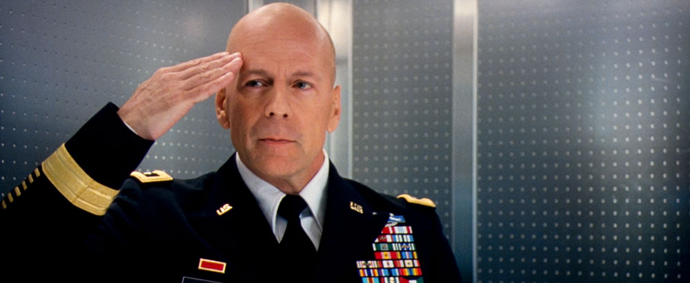 Bruce Willis in Talks to Star in AMERICAN ASSASSIN ... Bruce Willis Movies