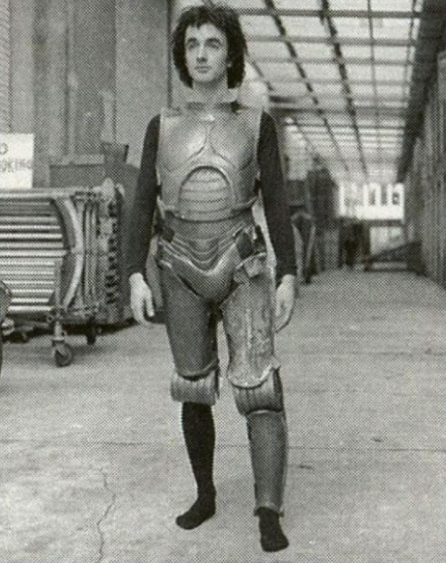 rare c3po prototype star wars costume worn by anthony