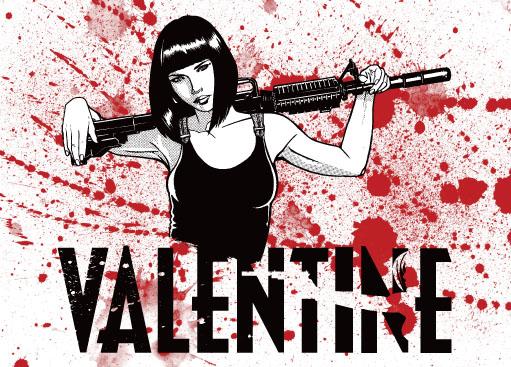 Dana valentine comic book character is getting a film adaptation dana valentine comic book character is getting a film adaptation voltagebd Choice Image