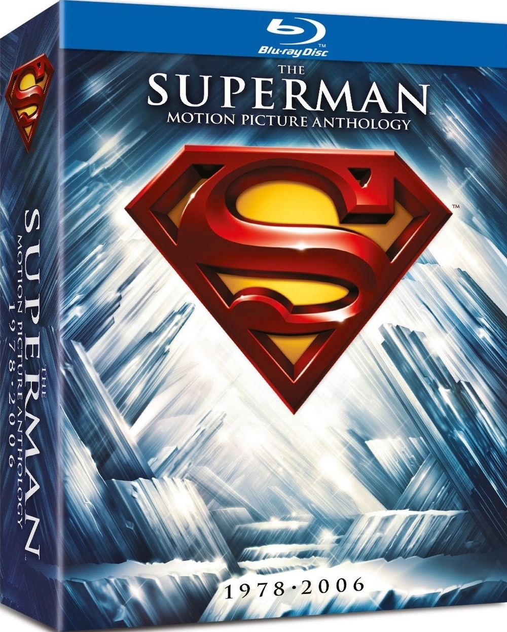 Superman Blu Ray Anthology Headed For The Uk But Not The U S