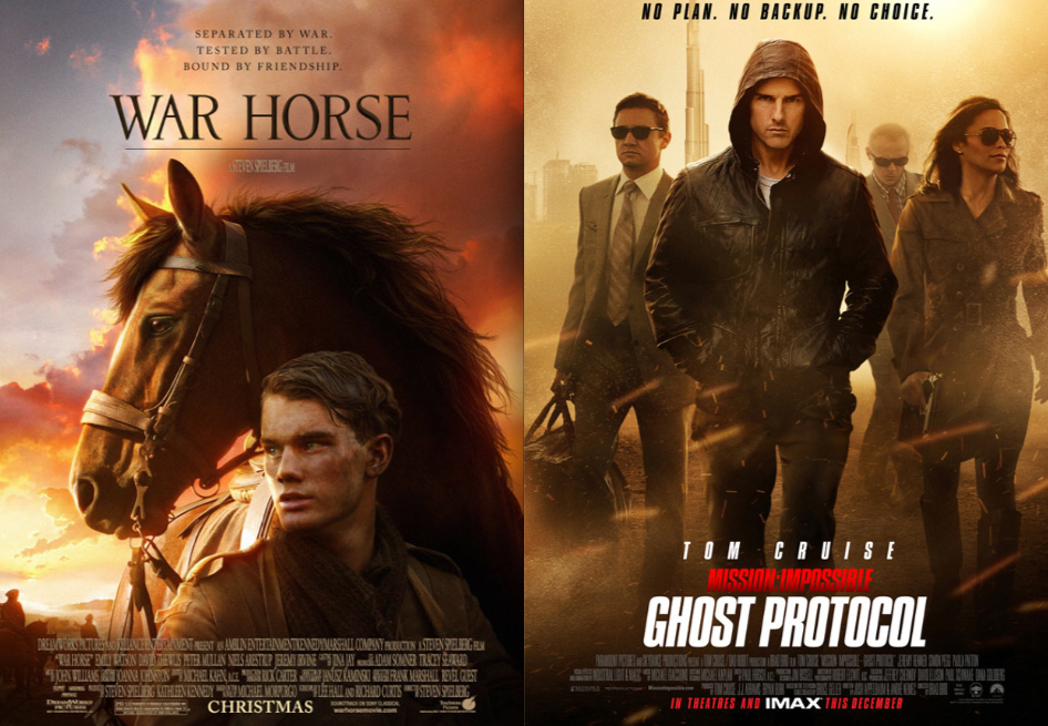 Dc Talk Cruise >> The Sound and Music of MISSION: IMPOSSIBLE-GHOST PROTOCOL and WAR HORSE — GeekTyrant