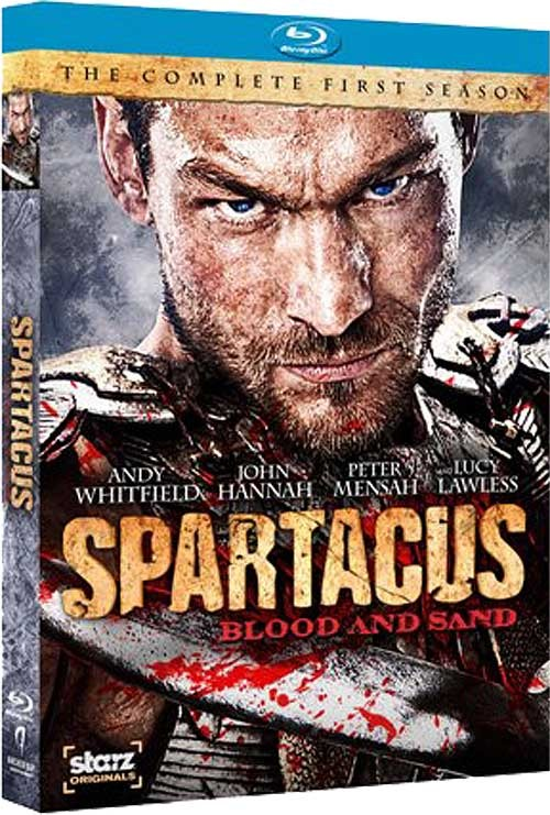 Amazoncom Spartacus Blood and Sand Season 1 Andy