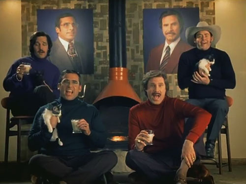 'Anchorman' Teases Two New Trailers... and Scotch-Flavored Ice Cream?