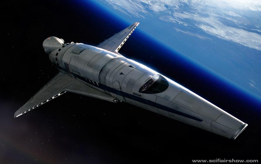 sci fi space shuttle craft - photo #28