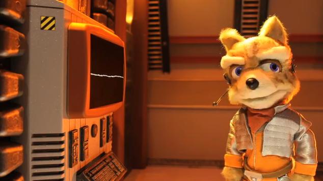 The Fantastic Mr Star Fox Comedic Short Geektyrant