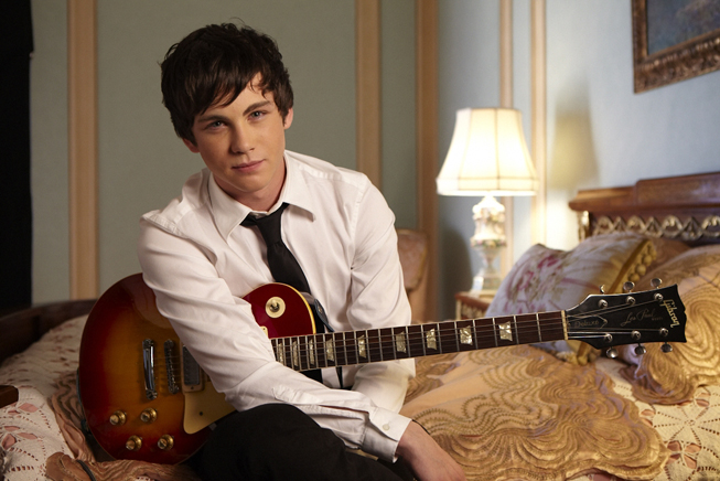 Logan lerman cast in the only living boy in new york geektyrant logan lerman percy jackson has been cast as the main character in a new film called the only living boy in new york the film will be director by seth sciox Image collections