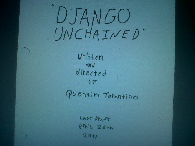 and the title of quentin tarantino u0026 39 s next film is