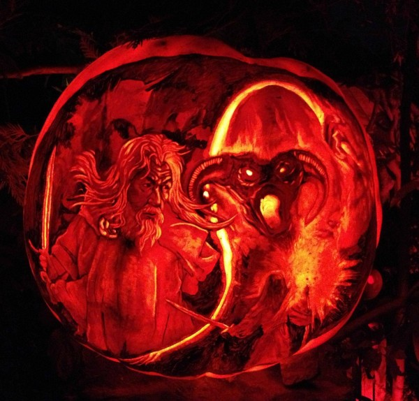 Badass Geek Culture Jack O Lantern Carvings Geektyrant