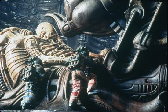 Alien Movie Fun movie memorabilia,