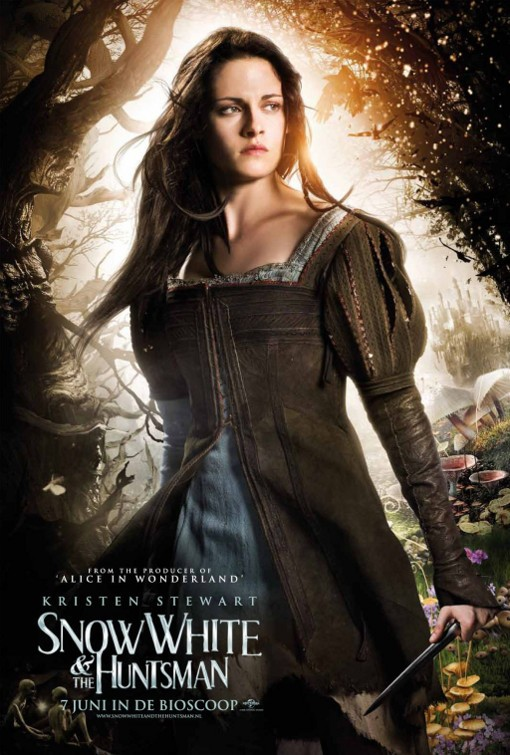 SNOW WHITE AND THE HUNTSMAN - Six New Character Posters ...