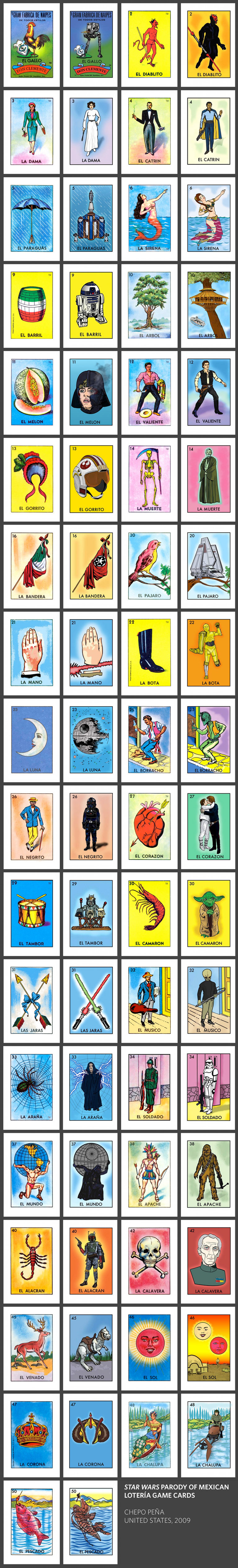 Modest image for printable loteria mexicana