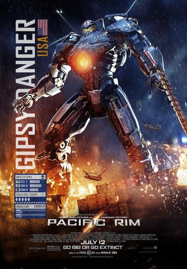 pacific rim kaiju posters - photo #5