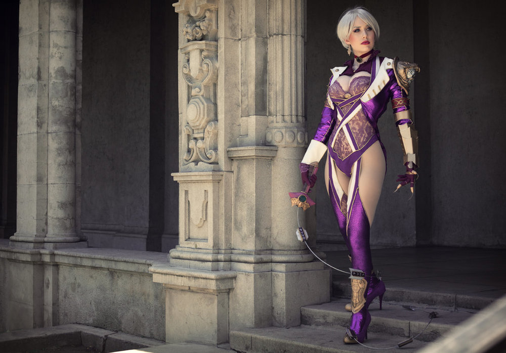 ivy Soul cosplay calibur