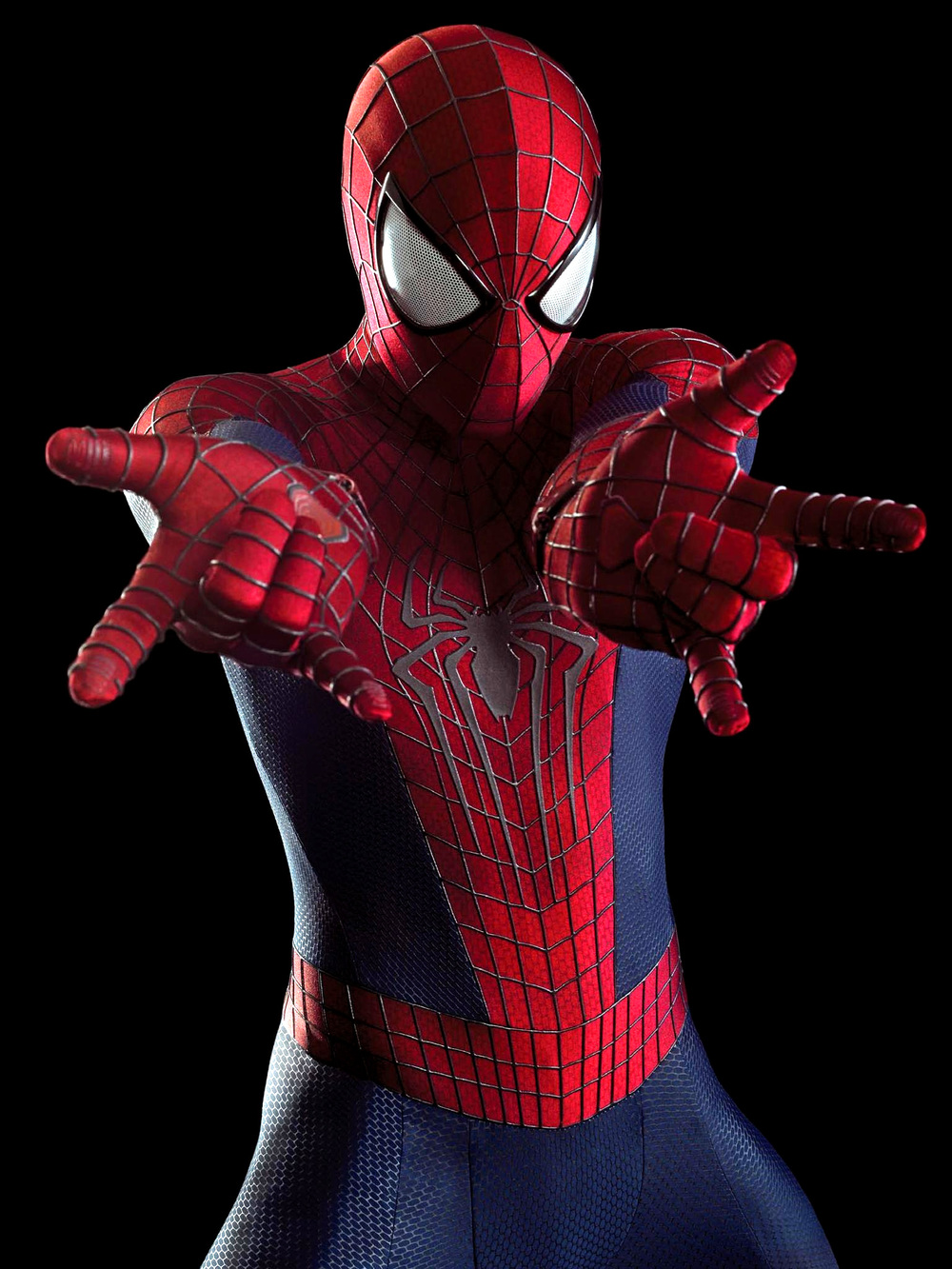 THE AMAZING SPIDER-MAN 2 - New Details on Spidey's Suit ...