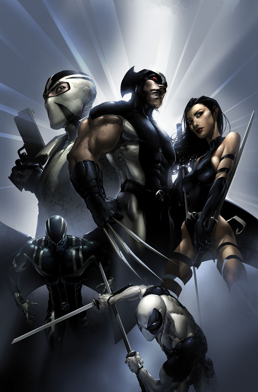 X-FORCE and MAGNETO Movies Confirmed by Rob Liefeld ...
